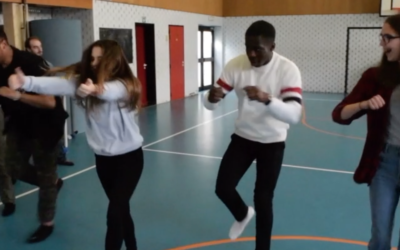 Geschiedenisproject in LO: history in dance